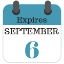 Expires September 6, 2019