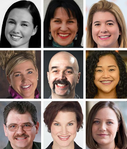 Nine Incredible Speakers