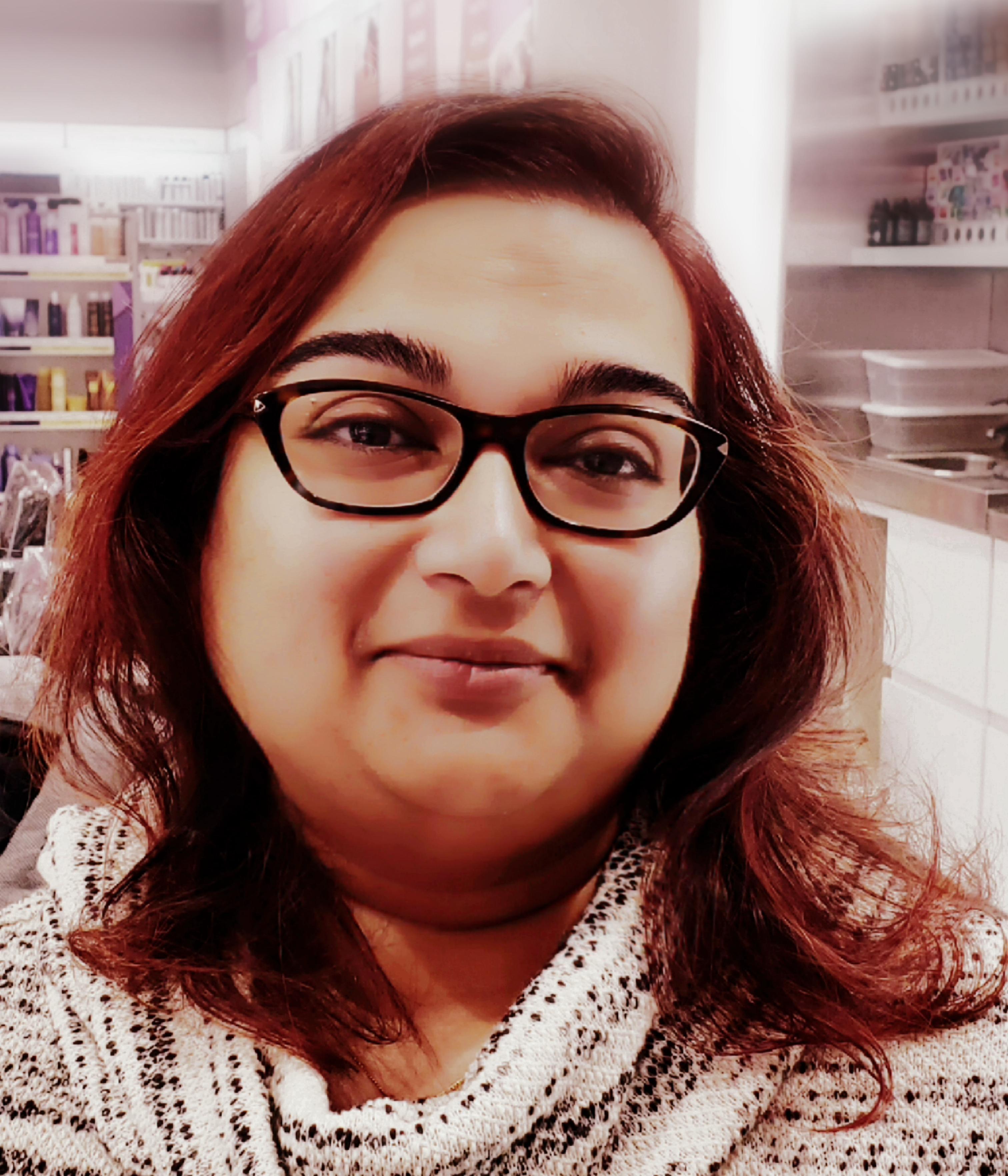 Nilanjana Banerjee