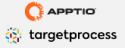 Apptio Target Process logo