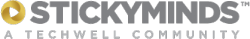 Stickyminds.com logo
